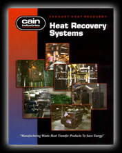 Cain Industries Product Line PDF Brochure