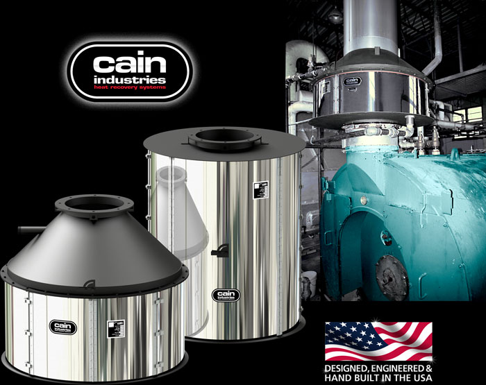 Cain Industries B Series Boiler Economizers