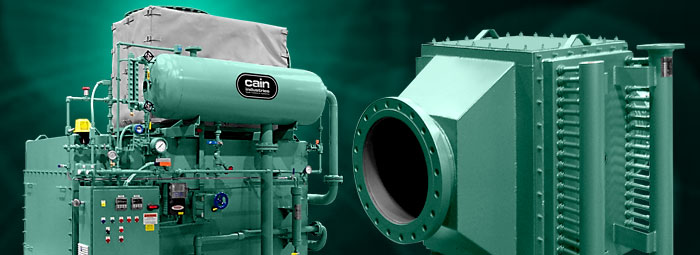 Gas & Diesel Cogeneration Systems